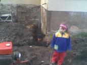 Hvozdec odvodnění zahrady 002