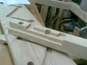 Hvozdec výroba schodiště dub001