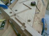 Hvozdec výroba schodiště dub002