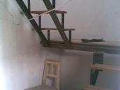 Hvozdec výroba schodiště ocel001