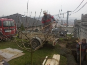 Počaply betonování panelu004