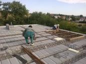 Podluhy betonování stropu003