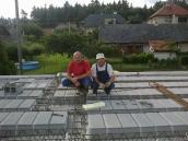 Podluhy betonování stropu005