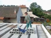 Podluhy betonování stropu006