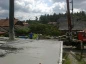 Podluhy betonování stropu013