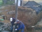 Podluhy betonování stropu025