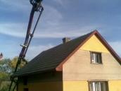 Podluhy betonování stropu026