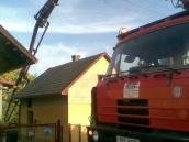 Podluhy betonování stropu027