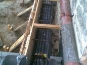 Podluhy betonování stropu030