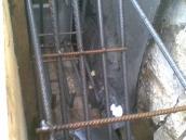 Podluhy betonování stropu034