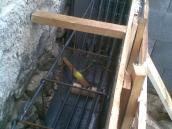 Podluhy betonování stropu035