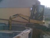 Podluhy betonování stropu037