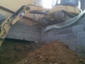 Podluhy betonování stropu039