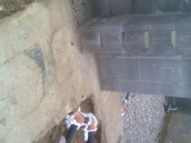 Podluhy betonování stropu041