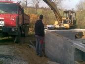 Podluhy betonování stropu042