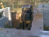 Podluhy betonování stropu043