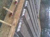 Podluhy betonování stropu050