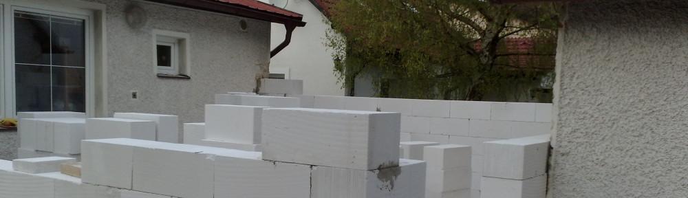 Luboš Potužník stavby